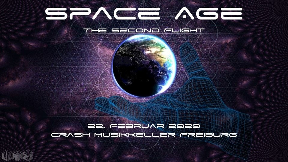 Space Age - the 2nd flight 22 Feb '20, 22:00