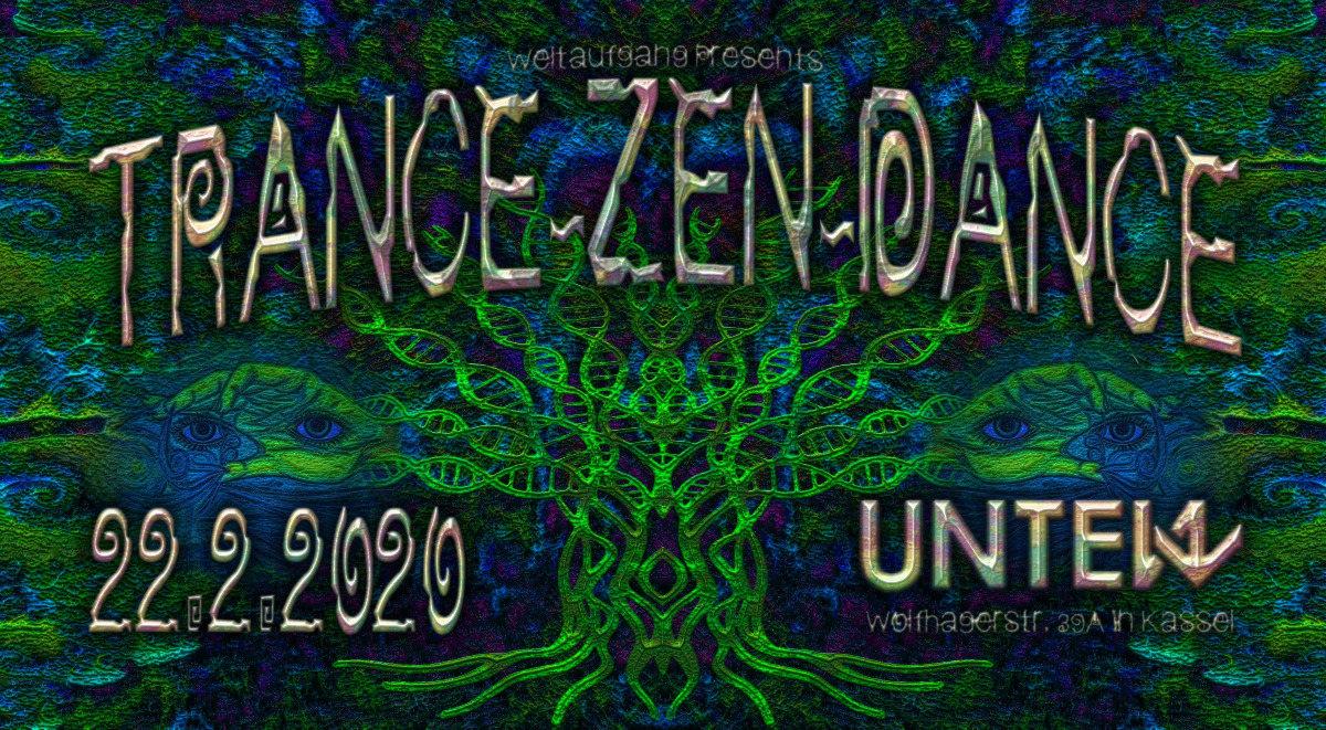 Trance-Zen-Dance 22 Feb '20, 23:00