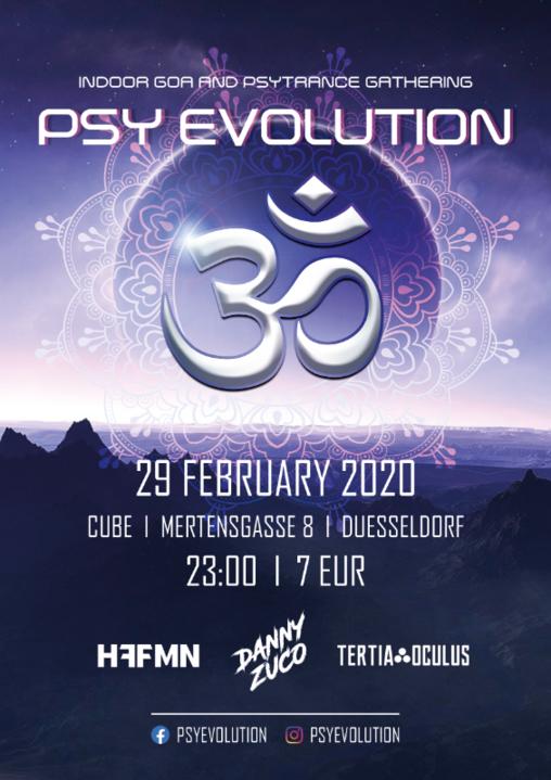 Psy Evolution 29 Feb '20, 23:00
