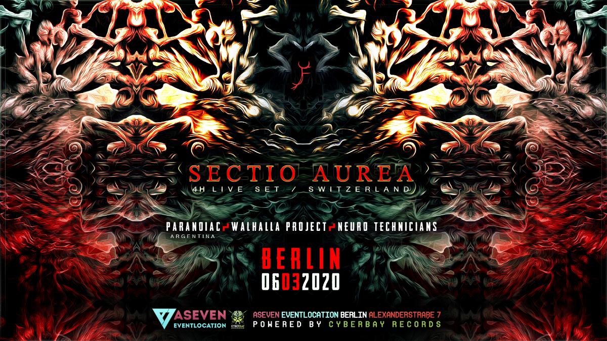 Sectio Aure - Berlin 6 Mar '20, 23:30