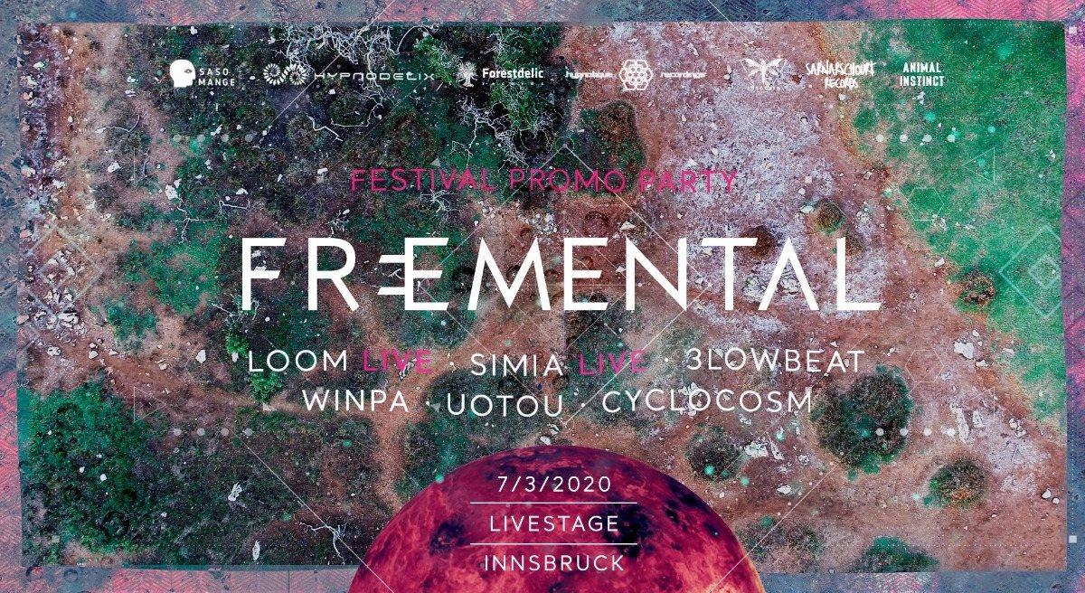 FreeMental Official Teaser Party Austria 2020 7 Mar '20, 22:00