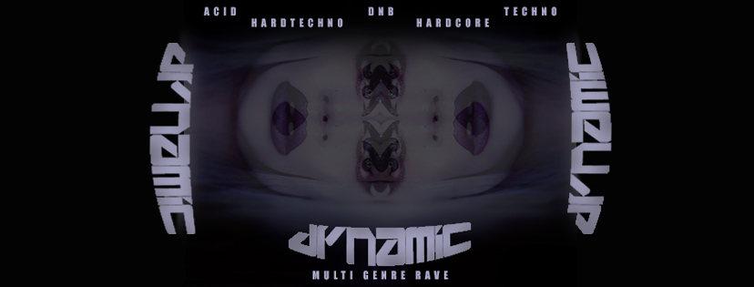 DYNaMIC Rave II 8 Mar '20, 22:00