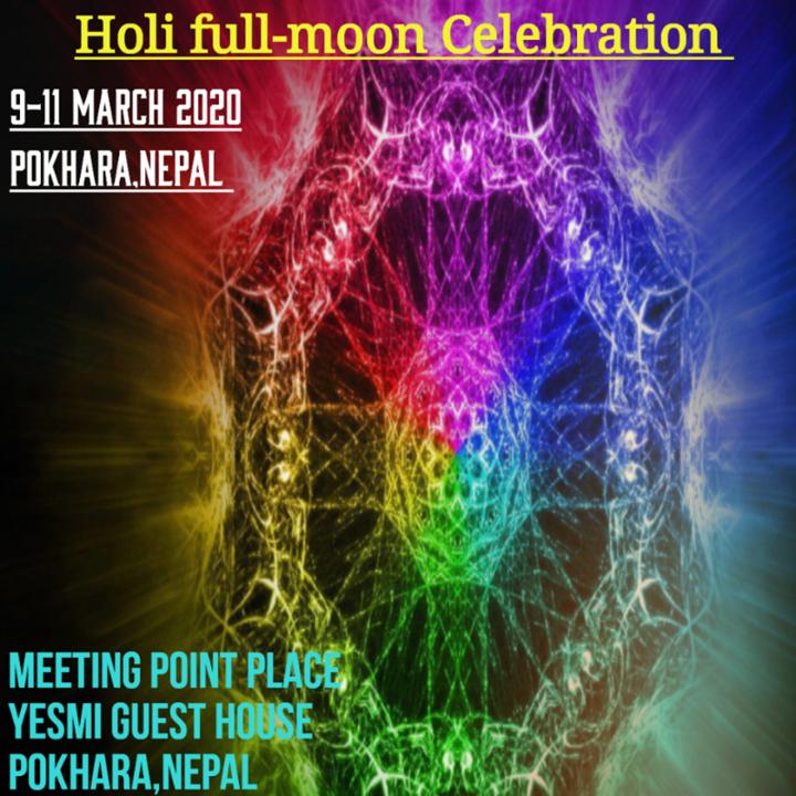 Holi Full-moon Celebration 9 Mar '20, 01:00
