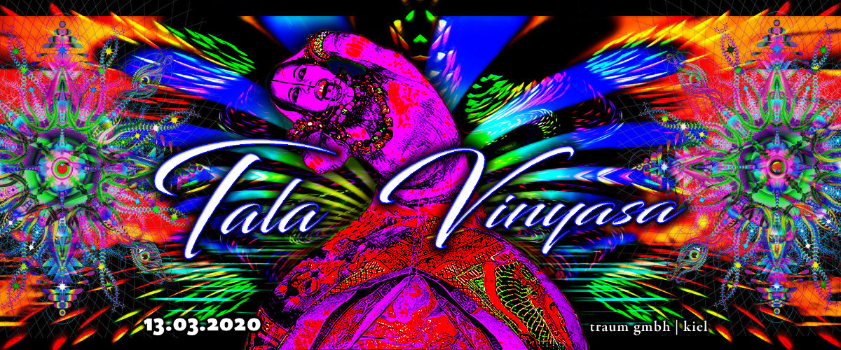 Tala Vinyasa 10 13 Mar '20, 23:00