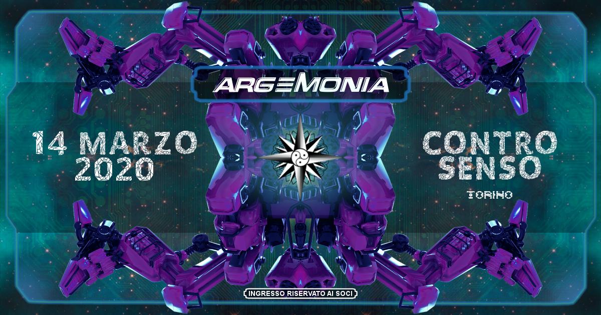 ☾ Argemonia ☽ 14 Mar '20, 23:00