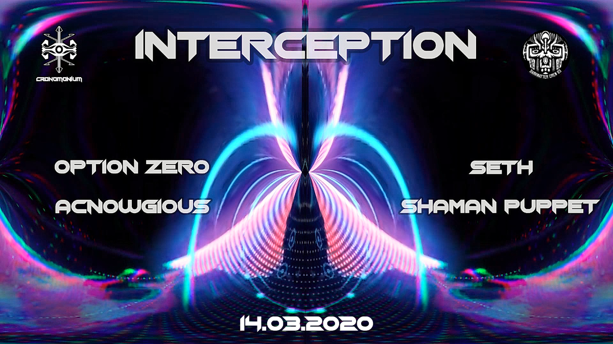 Interception : West Side 14 Mar '20, 22:00