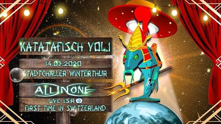 Katatafisch//live//All In One//Rematic 14 Mar '20, 23:00