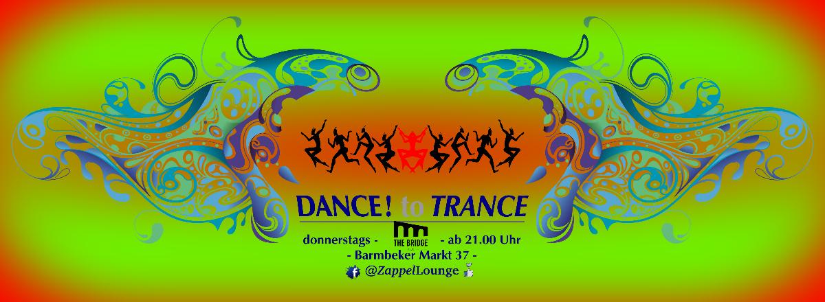 DANCE! to TRANCE 26 Mar '20, 21:00