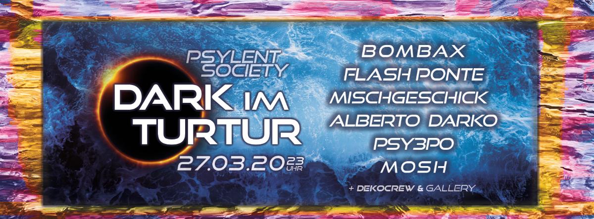Dark im Turtur #4 27 Mar '20, 23:00