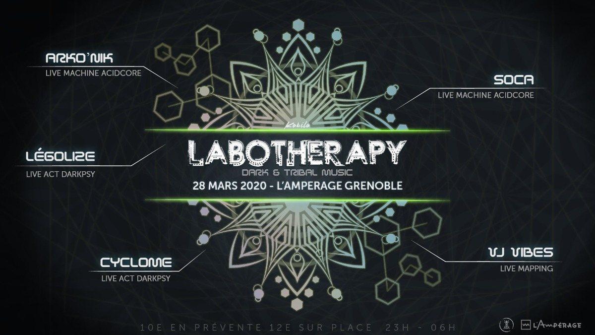 Labotherapy #1 by Kabila Crew 28 Mar '20, 22:00