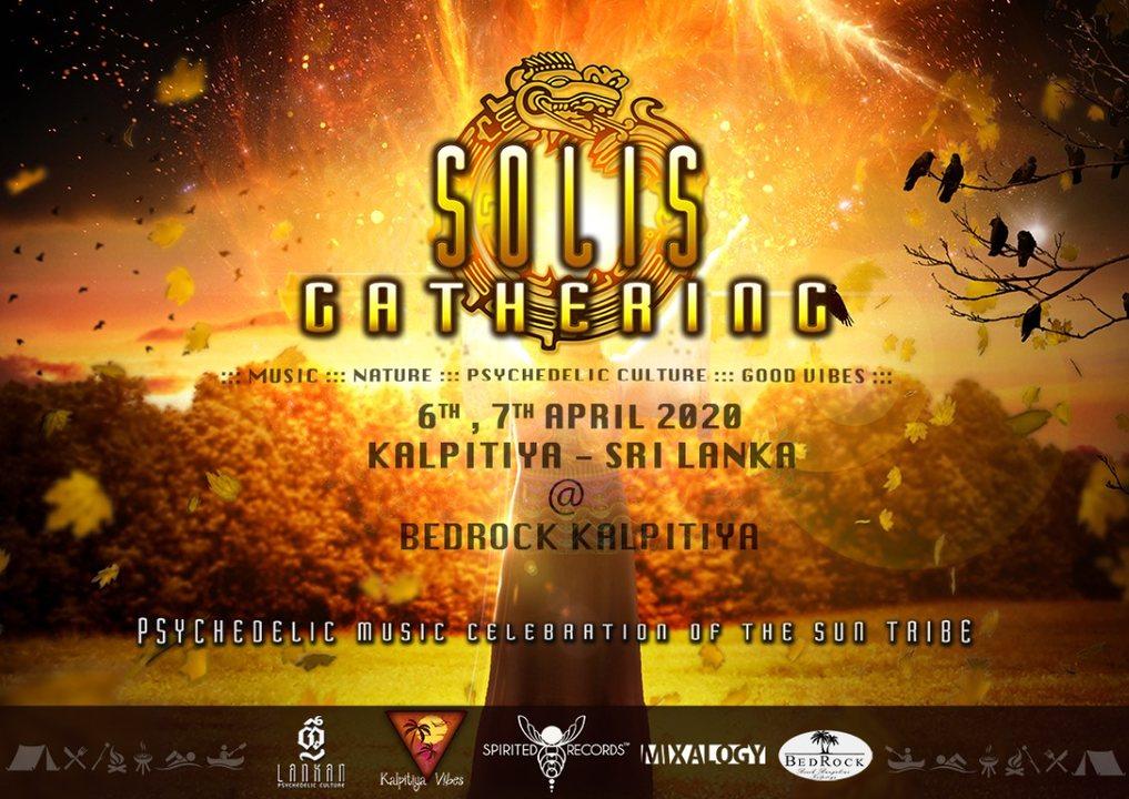 Solis Gathering 6 Apr '20, 12:00