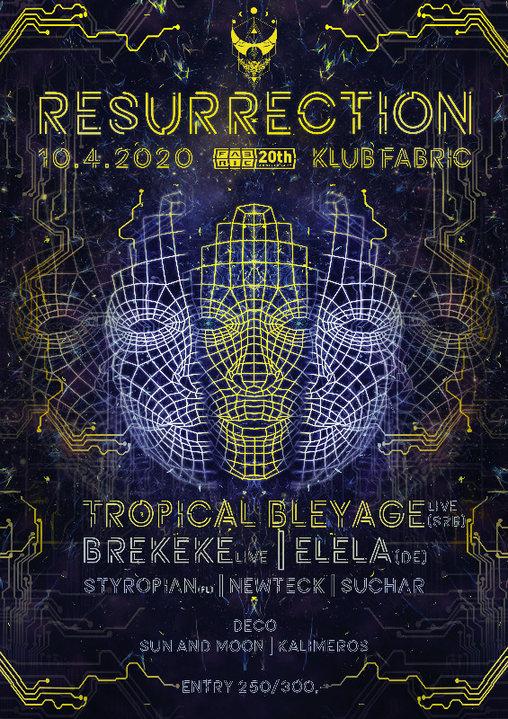 Resurrection 10 Apr '20, 21:00
