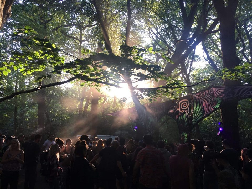 420 London ૐ Boogie in the woods 11 Apr '20, 22:00