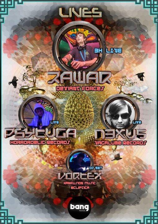 Magic Sector Rawar Live 3h set (1ª vez Zona Lisboa) 11 Apr '20, 23:00
