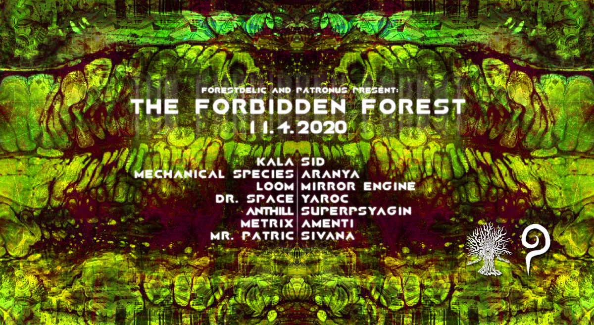 The Forbidden Forest 11 Apr '20, 22:00