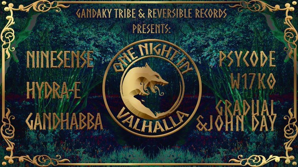 One Night in Valhalla • 18 April 2020 • Black Swan Bristol 18 Apr '20, 22:00