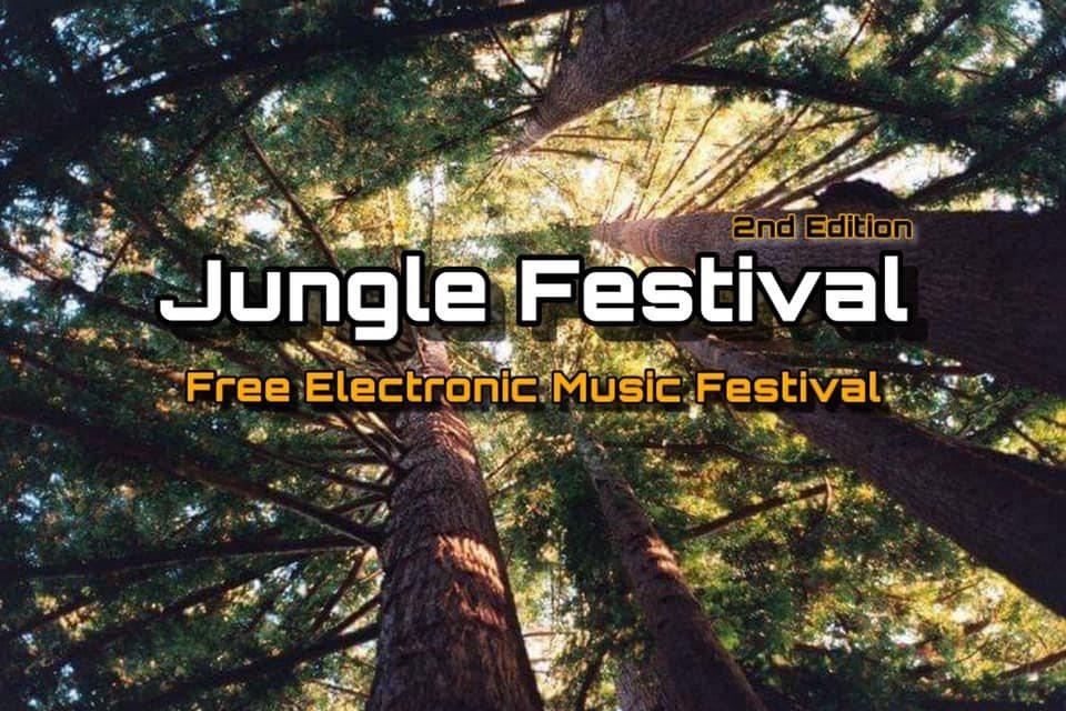 Jungle Festival 2020 (2nd Edition) 25 Apr '20, 22:00