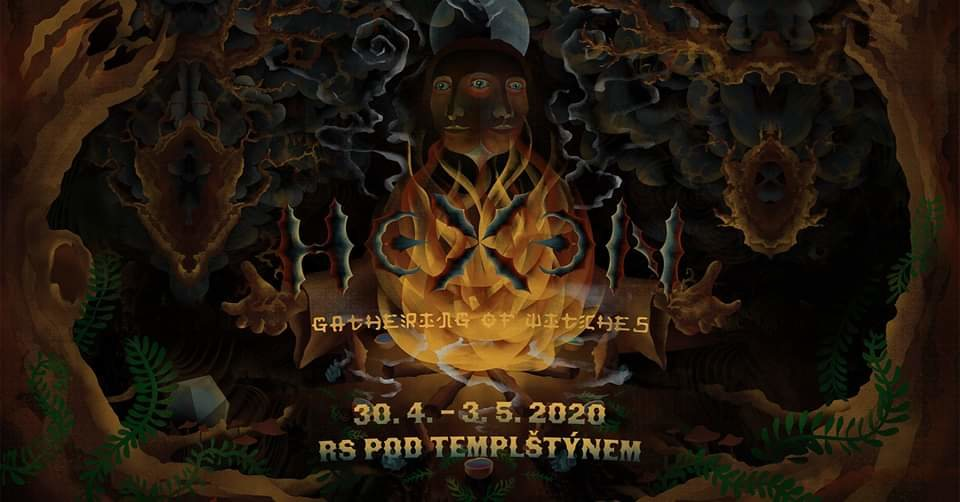 HEXEN - Gathering of Witches 30 Apr '20, 18:00