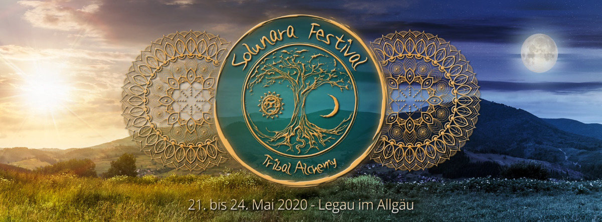 Solunara Festival - Tribal Alchemy (sound&healing festival) 21 May '20, 10:00
