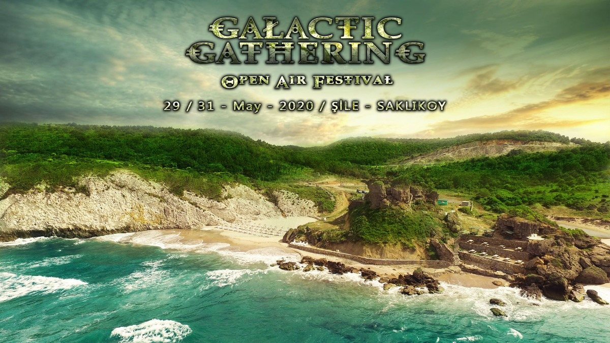 Galactic Gathering Festival 2020 29 May '20, 12:30