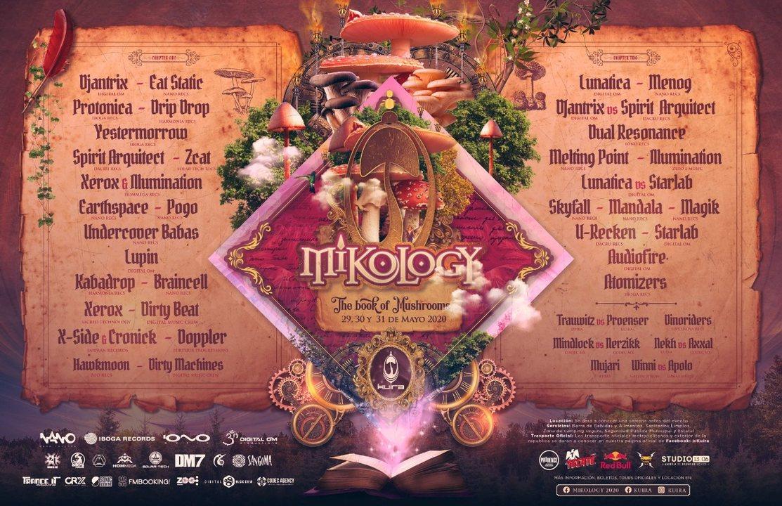 MIKOLOGY FESTIVAL 2020 29 May '20, 14:00