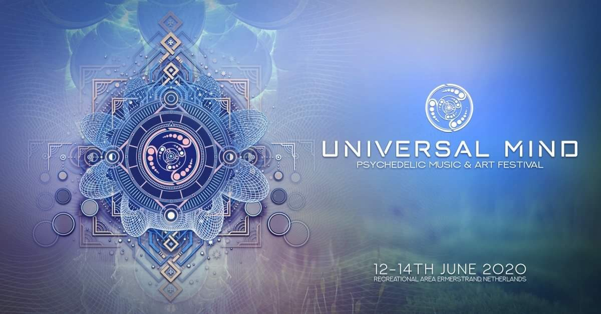 Universal Mind Festival 12 Jun '20, 12:00