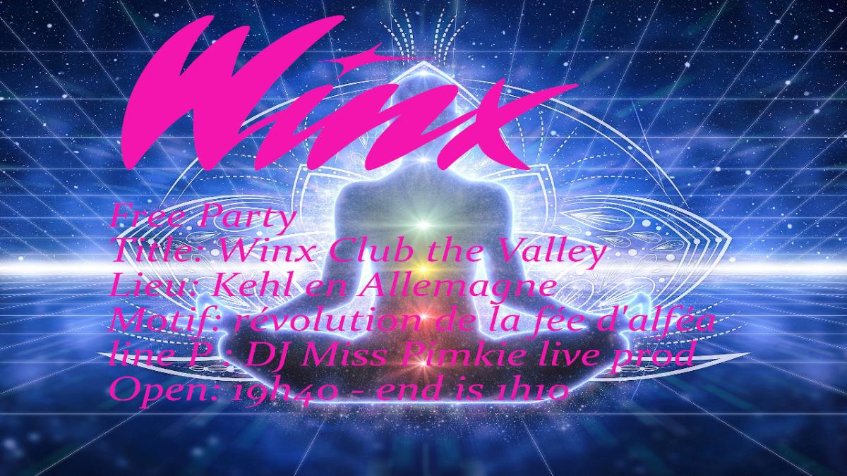 Winx Club The valley 21 Jun '20, 22:00
