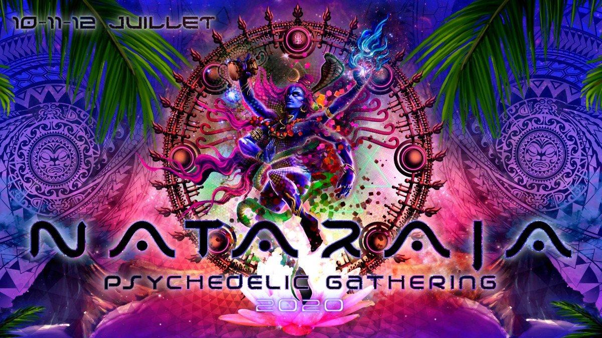 Nataraja Psychedelic Gathering 2020 10 Jul '20, 13:00