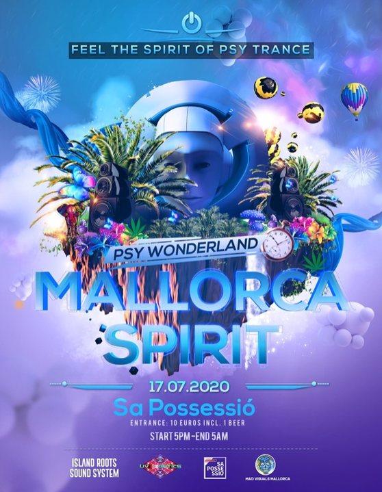 Psy Wonderland 17 Jul '20, 17:00