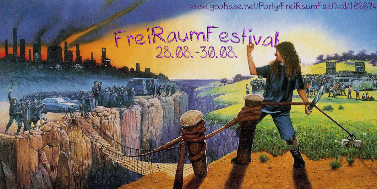 FreiRaumFestival 28 Aug '20, 22:00