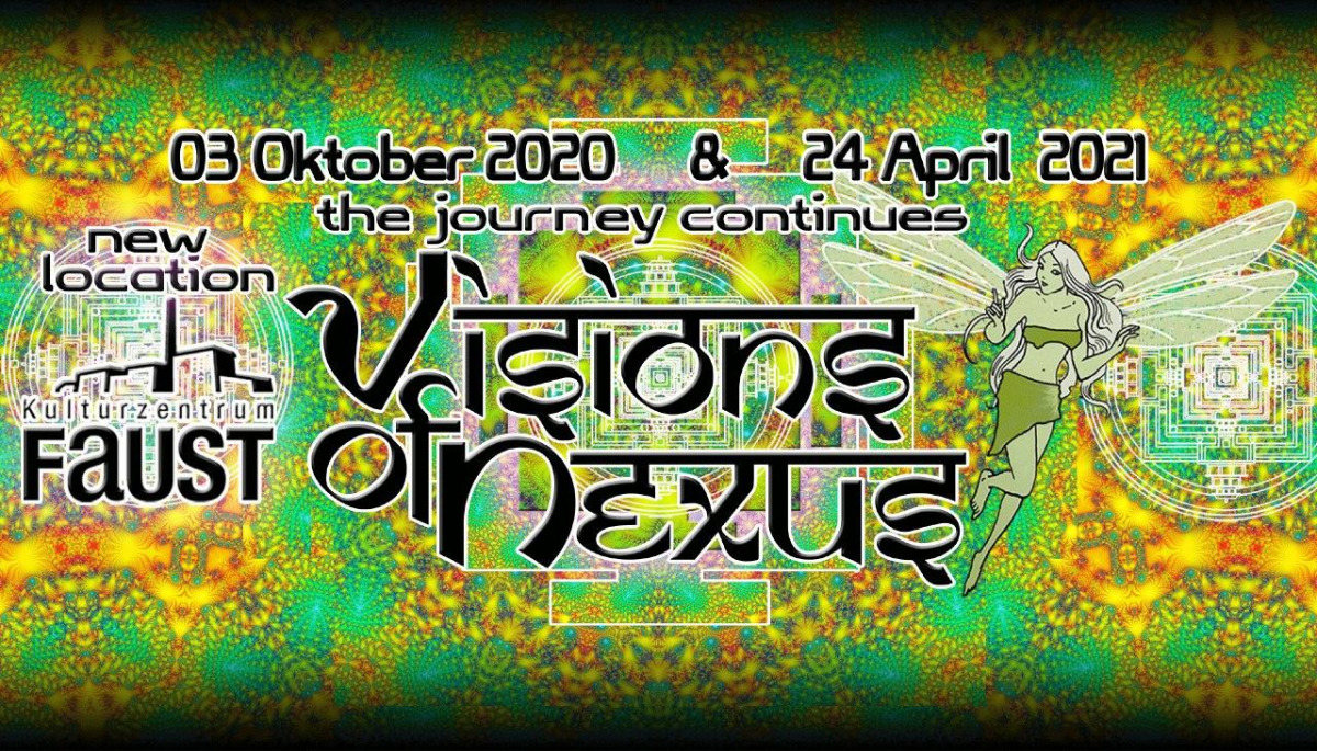 Visions of Nexus 3 Oct '20, 23:00