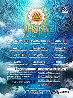 Party flyer: SHANTI 18 Apr 15, 23:00h