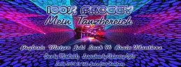 Party flyer: ☆☆☆ 100% PROGGY ~ Mein Tanzbereich ☆☆☆ 24 Apr 15, 23:00h