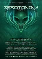 Party flyer: Serotonina - Special Edition 25 Apr 15, 19:00h