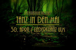 Party flyer: Stadtguerilla Tanz in den Mai 30 Apr 15, 22:00h