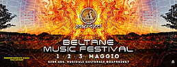Party flyer: BELTANE MUSIC FESTIVAL 1. Mai 15, 22:00h