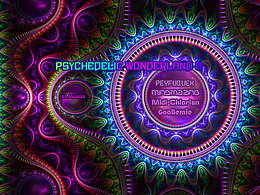 Party flyer: Psychedelic Wonderland 8 by Progressive Foundation 1. Mai 15, 22:00h