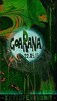 Party flyer: goarana 22 May 15, 23:00h