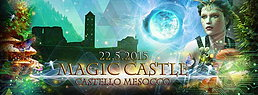 Party flyer: MAGIC CASTLE 22 May 15, 22:00h