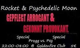 Party flyer: ProGG vs. Psy 22 May 15, 22:00h