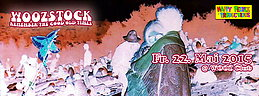 Party flyer: WOOZSTOCK - S!m Pro-Ject - Dejawoo - Plastic Vibe 22 May 15, 22:00h
