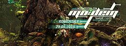 Party flyer: Shanti@ MODEM Festival teaser: Dust+Bombax (Live) 23 May 15, 23:00h