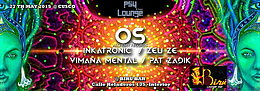 Party flyer: PSYLOUNGE 27 May 15, 20:00h