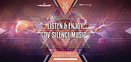 Party flyer: :::Listen & Enjoy meets Ov-Silence Music:::: 29 May 15, 23:00h
