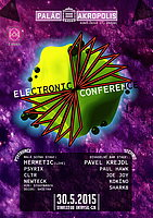 Party flyer: Electronic Conference 30 May 15, 22:00h