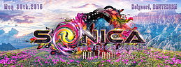 Party flyer: Trance Orient Express presents: Sonica 10 Years Celebration - Holland Teaser 30 May 15, 23:00h