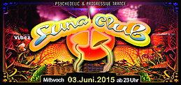Party flyer: ★ ★ ★ ★ ★ Luna Club ★ ★ ★ ★ ★ Summer Season 2015 3 Jun 15, 23:00h