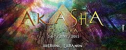 Party flyer: Akasha 5 Jun 15, 16:00h