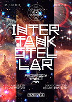 Party flyer: INTERTANKSTELLAR 5 Jun 15, 20:00h