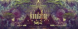 Party flyer: Kundalini Shakti Festival 5 Jun 15, 12:00h
